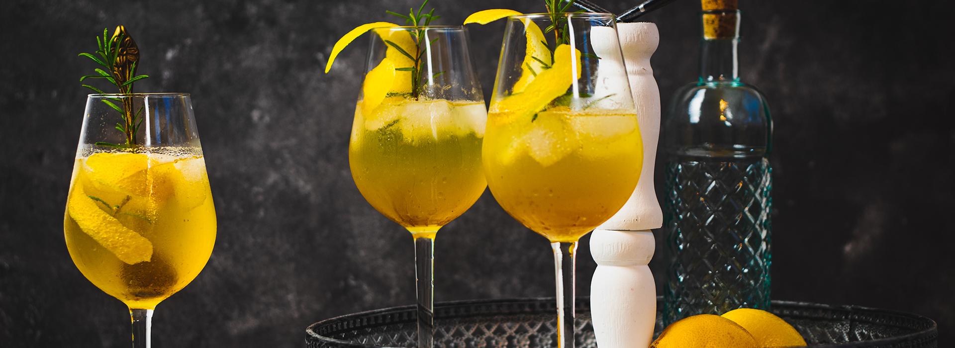 Gin Sirup (alkoholfrei)